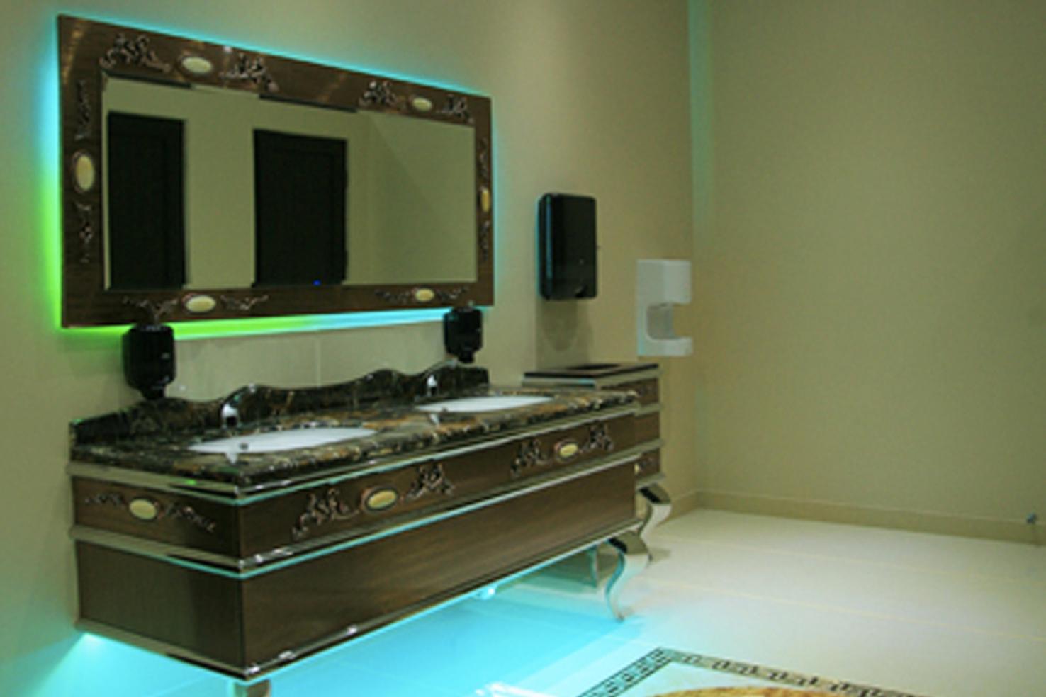toaleta ballroom bucuresti